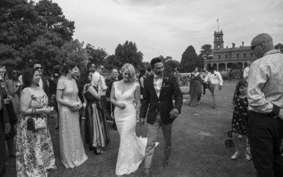 Kathryn and Ryan Wedding at Werribee Mansion